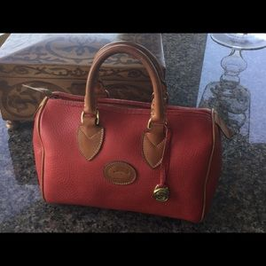DOONEY AND BOURKE SATCHEL VINTAGE